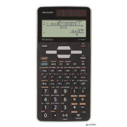 """Számológép, tudományos, 640 funkció, SHARP """"EL-W506TGY"""""""