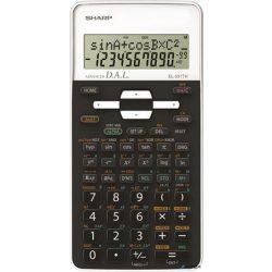 """Számológép, tudományos, 272 funkció, SHARP """"EL-531"""", fehér"""