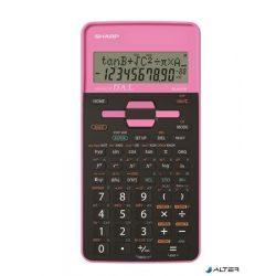 """Számológép, tudományos, 272 funkció, SHARP """"EL-531"""", pink"""