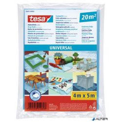 """Takarófólia, lépésálló, 5 m x 4 m, TESA """"Universal"""""""