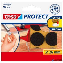 """Filckorong, karcolásgátló, 26 mm, TESA """"Protect®"""", barna"""
