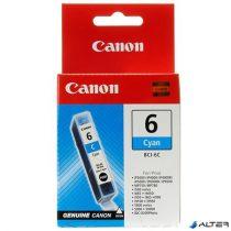 BCI-6C Tintapatron BJC-8200 Photo, i560 nyomtatókhoz, CANON kék, 13ml