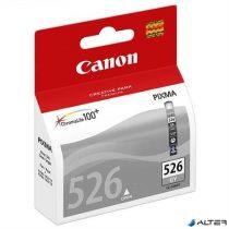 CLI-526GY Tintapatron Pixma MG6150, 8150 nyomtatókhoz, CANON szürke, 550 oldal