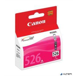 CLI-526M Tintapatron Pixma iP4850, MG5150, 5250 nyomtatókhoz, CANON vörös, 545 oldal