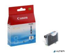 CLI-8C Tintapatron Pixma iP3500, 4200, 4300 nyomtatókhoz, CANON kék, 13ml