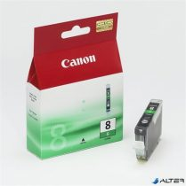 CLI-8G Tintapatron Pixma iP4200, 6600 nyomtatókhoz, CANON zöld, 13ml