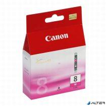 CLI-8M Tintapatron Pixma iP3500, 4200, 4300 nyomtatókhoz, CANON vörös, 13ml