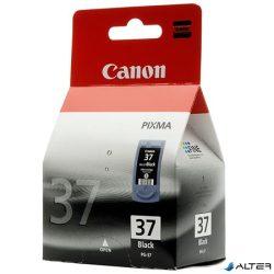 PG-37 Tintapatron Pixma iP1800, 2500, MP210 nyomtatókhoz, CANON fekete, 11ml