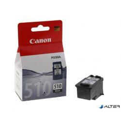 PG-510 Tintapatron Pixma MP240, 260, 480 nyomtatókhoz, CANON fekete, 220 oldal