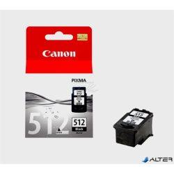 PG-512 Tintapatron Pixma MP240, 260, 480 nyomtatókhoz, CANON fekete, 401 oldal