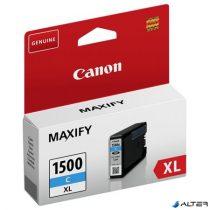 PGI-1500CXL Tintapatron Maxify MB2350 nyomtatókhoz, CANON kék, 12 ml