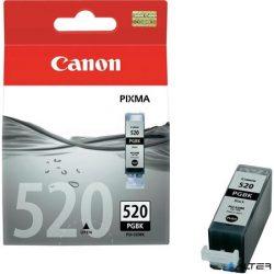 PGI-520B Tintapatron Pixma iP3600, 4600, MP540 nyomtatókhoz, CANON fekete, 19ml