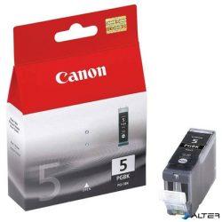 PGI-5B Tintapatron Pixma iP3500, 4200, 4300 nyomtatókhoz, CANON fekete, 26ml