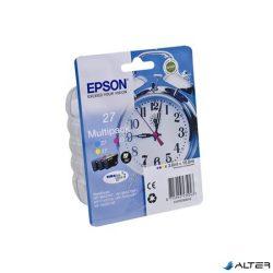 T27054010 Tintapatron multipack Workforce 3620DWF,7110DTW nyomtatóhoz, EPSON c+m+y,10,8 ml