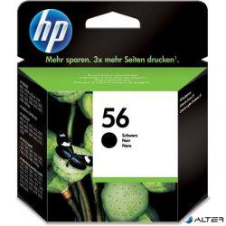 C6656AE Tintapatron DeskJet 450c, 450cb, 5150 nyomtatókhoz, HP 56 fekete, 19ml