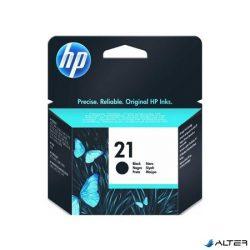 C9351AE Tintapatron DeskJet 3920, 3940, D2300 nyomtatókhoz, HP 21 fekete, 5ml
