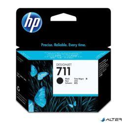 CZ133A Tintapatron DesignJet T120,T520 nyomtatókhoz, HP 711xl fekete, 80 ml