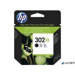 F6U68AE Tintapatron DeskJet 2130 nyomtatókhoz, HP 302XL fekete, 8,5ml