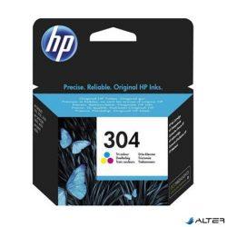 N9K05AE Tintapatron DeskJet  3720, 3730 nyomtatóhoz, HP 304 színes