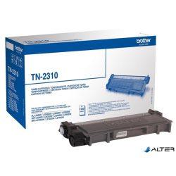 TN2310 Lézertoner HL L2300D, DCP L2500D nyomtatókhoz, BROTHER fekete, 1,2k