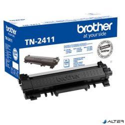 TN2411 Lézertoner MFC-L2712DN, MFCL2712DW, MFCL2732DW nyomtatókhoz, BROTHER, fekete, 1,2k