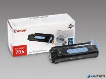 CRG-706B Lézertoner i-SENSYS MF 6530, 6540PL, 6560PL nyomtatókhoz, CANON fekete, 5k