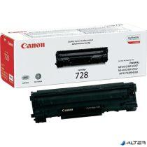 CRG-728 Lézertoner i-SENSYS MF4410, 4430, 4450 nyomtatókhoz, CANON fekete, 2,1k