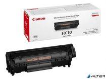 FX-10 Lézertoner i-SENSYS MF4010, 4120, 4140 nyomtatókhoz, CANON fekete, 2k