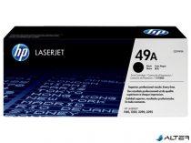 Q5949A Lézertoner LaserJet 1160, 1320, 3390 nyomtatókhoz, HP fekete, 2,5k