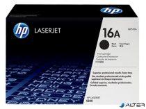 Q7516A Lézertoner LaserJet 5200 nyomtatóhoz, HP fekete, 12k