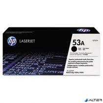 Q7553A Lézertoner LaserJet P2014, P2015, M2727MFP nyomtatókhoz, HP fekete, 3k