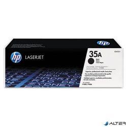 CB435A Lézertoner LaserJet P1005, P1006 nyomtatókhoz, HP CB435A fekete, 1,5k