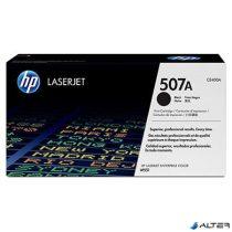 CE400A Lézertoner LaserJet M551 nyomtatóhoz, HP 507A fekete, 5,5k
