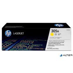 CE412A Lézertoner LaserJet Pro 300 MFP M375 nyomtatóhoz, HP 305A sárga, 2,6k