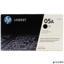 CE505A Lézertoner LaserJet P2035, P2055 nyomtatókhoz, HP fekete, 2,3k