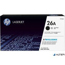 CF226A Lézertoner LaserJet Pro M402, 426 nyomtatókhoz, HP 26A fekete, 3,1k