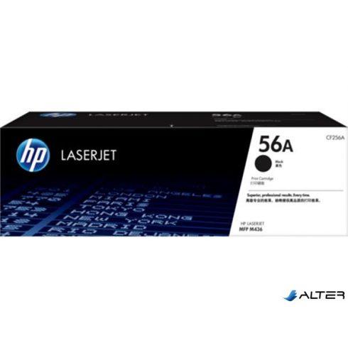 CF256A Lézertoner Laserjet M433, M436 nyomtatókhoz, HP 56A, fekete, 7,4k