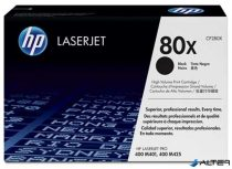 CF280X Lézertoner LaserJet Pro 400 M401 sorozat, M425 nyomtatókhoz, HP fekete, 6,9k