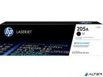 CF530A Lézertoner HP Color Laserjet MFP M181fw nyomtatókhoz, HP 205A fekete, 1,1k