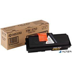 TK170 Lézertoner FS 1370DN nyomtatóhoz, KYOCERA fekete, 7,2k