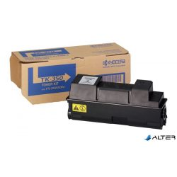 TK350 Lézertoner FS 3920DN nyomtatóhoz, KYOCERA fekete, 15k