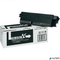TK590K Lézertoner FS C2026, 2126 nyomtatókhoz, KYOCERA fekete, 7k