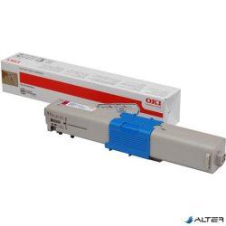 44973534 Lézertoner C301, 321 nyomtatókhoz, OKI vörös, 1,5k