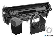 888261 Fénymásolótoner Aficio 1515, F, PS, MF fénymásolókhoz, RICOH Type 1270D fekete
