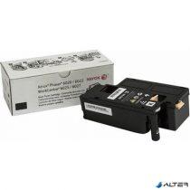 106R02763 Lézertoner Phaser 6020, 6027 nyomtatókhoz, XEROX fekete, 2k