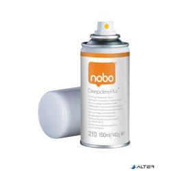 Tisztító aerosol hab, üvegtáblához, 150 ml, NOBO